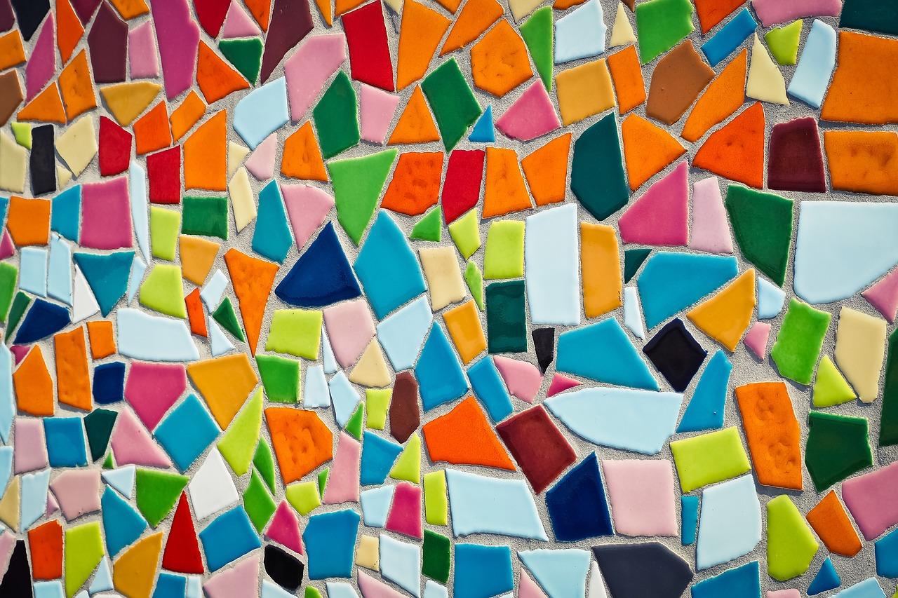 Reuse Leftover Tiles