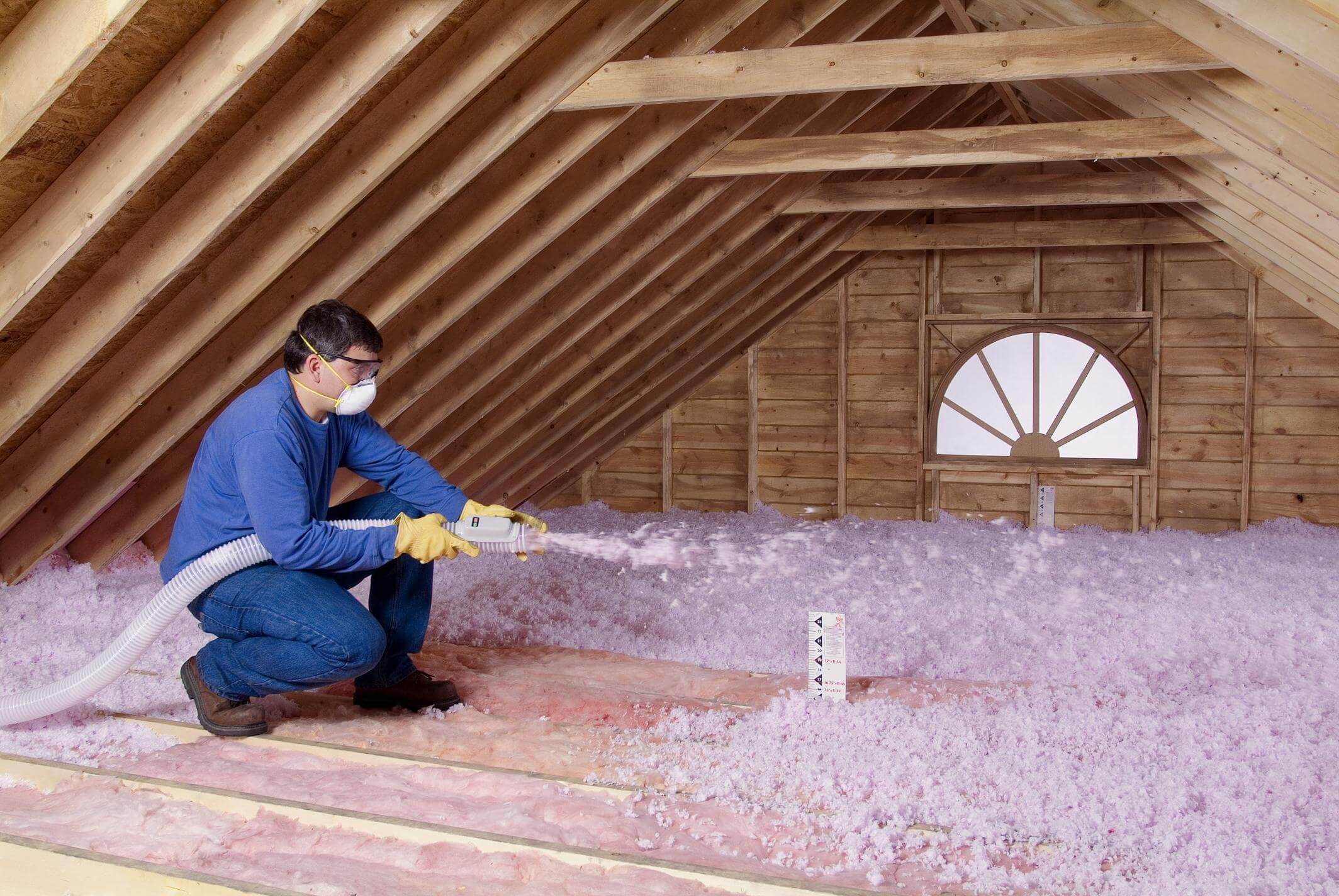 Some Good Things To Expect From Attic Insulation