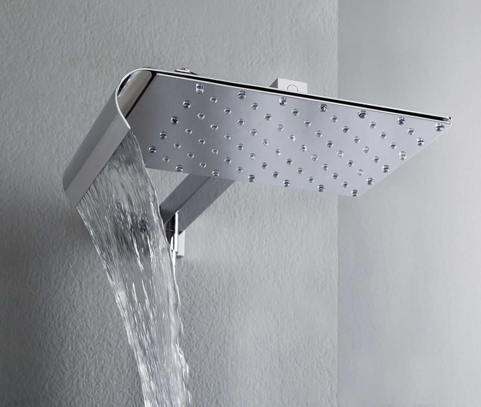 Details About The Rain Shower Heads