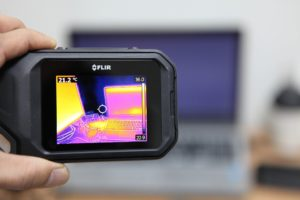 Thermographic Pest Control: How It Works